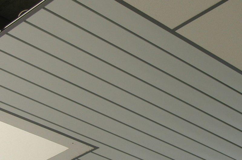 Deckenstrahlplatten